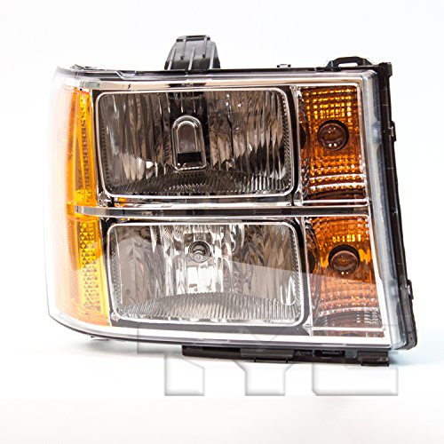 TYC 20-6819-00-1 GMC Right Replacement Head Lamp