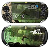 Sony PS Vita GRAVITY DAZE (RUSH) Protective Vinyl Skin Decal Set, Best Gadgets