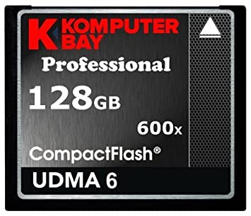 Amazon.com: Komputerbay 128 Go Professional Compact Flash ...
