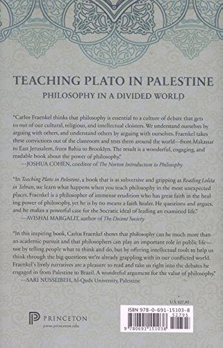 teaching plato in philosophy in a divided world carlos  teaching plato in philosophy in a divided world carlos fraenkel michael walzer 0884493070913 com books