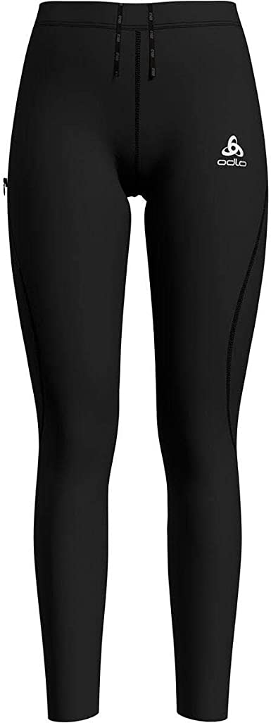 Odlo Zeroweight - Mallas Impermeables para Mujer, Color Negro ...
