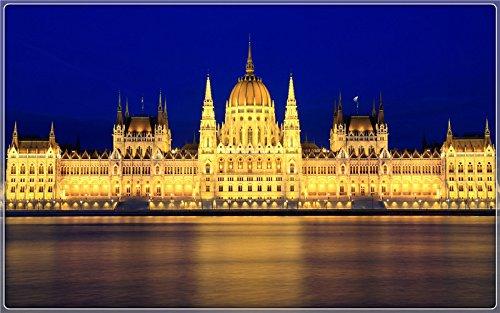 parliament-budapest-hungary Postcard Post card