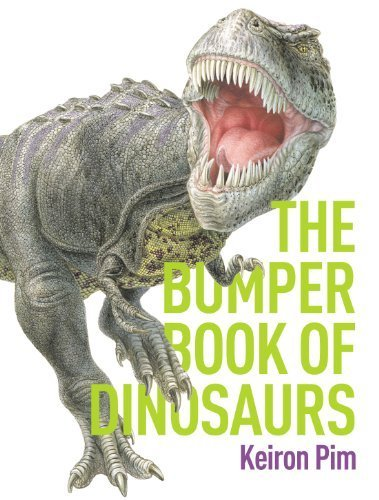 the bumper book of dinosaurs - 9