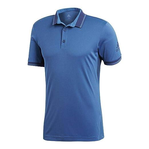 52e27a0c63f adidas-Men`s Pique Tennis Polo Noble Indigo-(191031227907)