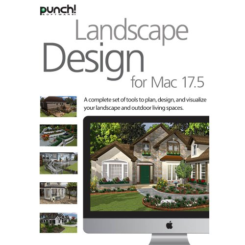 Chief architect home designer pro 2017 customer reviews for Punch home landscape design premium 17 5