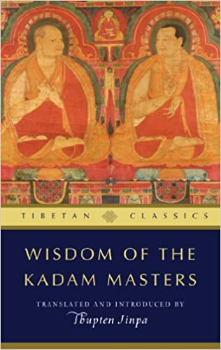 Wisdom of the Kadam Masters (Tibetan Classics): Amazon.es ...