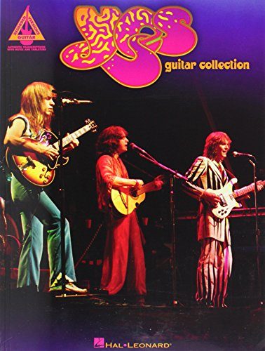 Yes Guitar Collection (Guitar Recorded - Recorded Tab Versions