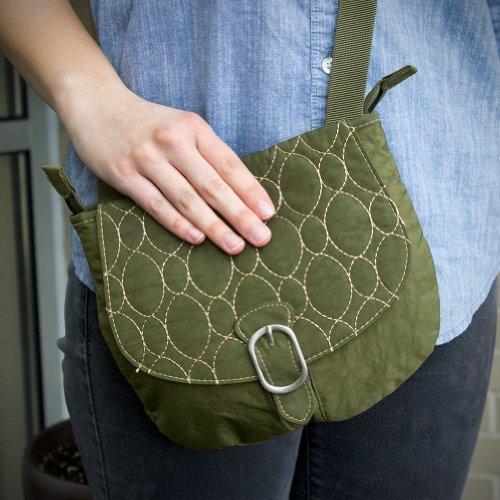 travelon-crinkle-3-compartment-flapover-shoulder-bag-olive