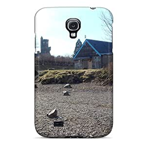 Excellent Design A Beach Less Travelled Case Cover For Galaxy S4