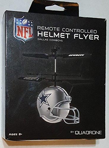 Dallas Cowboys Remote Controlled Helmet Flyer