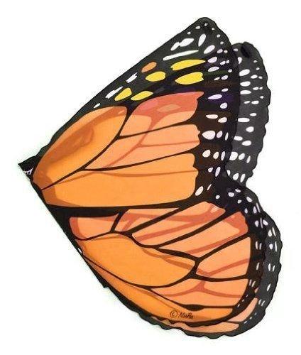 Douglas Orange Monarch Wings for $<!--$18.75-->