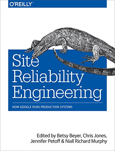 Site Reliability Engineering - cover