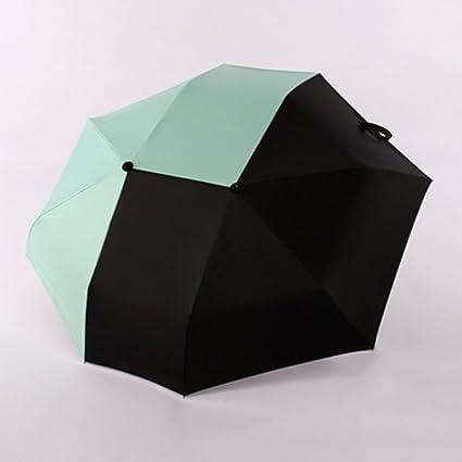 JL-Q Paraguas Doble, Paraguas Octagonal Doble Ancho, Pareja Creativa Regalo De Pareja