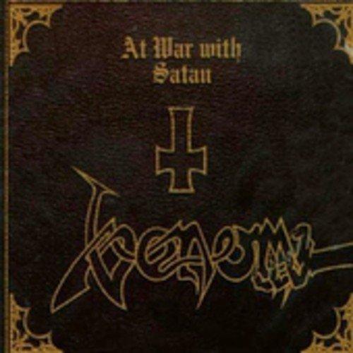 Price comparison product image At War With Satan - Venom