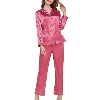 Lostryy Conjunto de Pijamas para Mujer/Batas de baño largas/Batas de ...