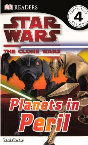Burton Back Tie (Planets In Peril (Turtleback School & Library Binding Edition) (Star Wars: Clone Wars (Pb)))