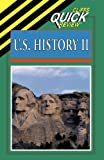 CliffsQuickReview United States History II (Cliffs Quick Review (Paperback))