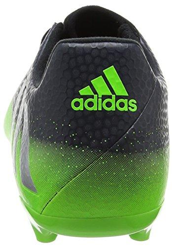adidas Messi 16.3 Fg, Botas de Fútbol para Hombre Gris (Griosc / Plamet / Versol)