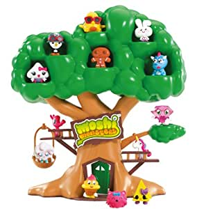 Vivid Imaginations Moshi Monsters Moshling Treehouse