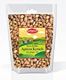 Sunbest Sun Dried, Sweet Raw Apricot Kernels (Seeds), Shelled, in Resealable Bag,New Crop, Non Gmo-Vegan &Kosher -15 Ounce