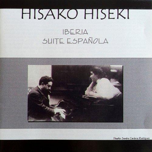 Amazon.com: Suite Iberia: Cuadernos III y IV: Eritaña: Hisako Hiseki