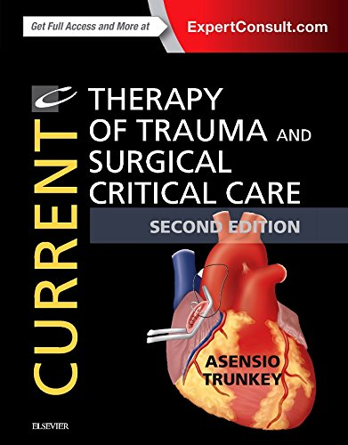 Therapy Surgical - Current Therapy of Trauma and Surgical Critical Care