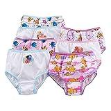 Disney Finding Dory Nemo Toddlers Girl Panties 7 Pair