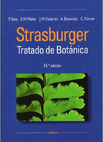 Descargar Libro Strasburger.tratado De Botanica, 35/ed. P. Et Al. Sitte