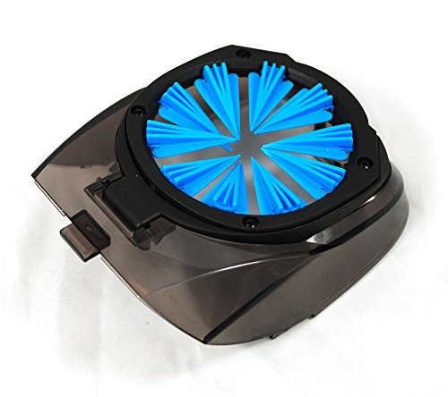 200 Paintball - Virtue Paintball Spire 200/260 Crown 2.5 Hopper Speed Feed (Solid Cyan)