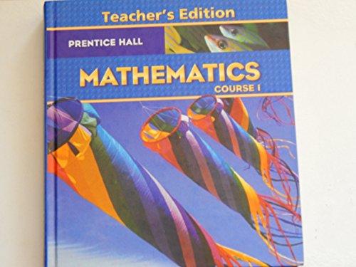 Prentice Hall Mathematics Course 1 Teacher's Edition