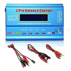 SKYRC iMAX B6 OEM Balance Charger for LiPo, 1s-6s Li-ion,1~15cell NiMH Akku 50W Balancer Charger power supply