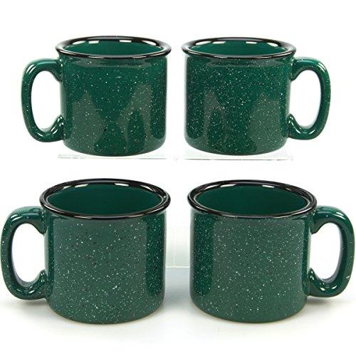4 piece coffee mug set - 7