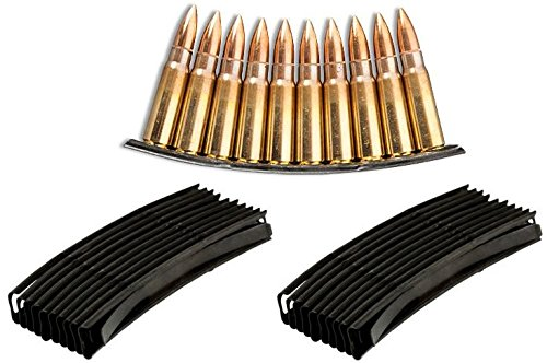 Ultimate Arms Gear 40 Pack of AK/SKS Stripper Clips, 10RD (Sks Magazine Steel compare prices)