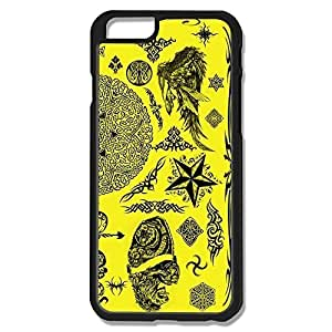 Fashion Strange Totem Pc Cover For IPhone 6