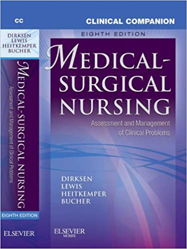 Clinical companion to medical surgical nursing e book lewis clinical companion to medical surgical nursing e book lewis clinical companion to medical surgical nursing assessment and management of c 8th edition fandeluxe Gallery