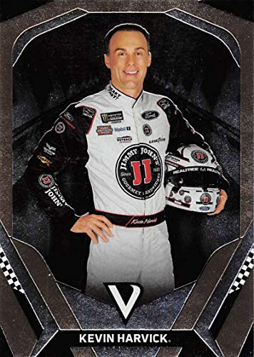 2018 Panini Victory Lane #4 Kevin Harvick NM-MT Jimmy John's/Stewart-Haas Racing/Ford Officially Licensed NASCAR Racing Trading Card