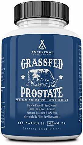Ancestral Supplements Prostate Desiccated Liver product image