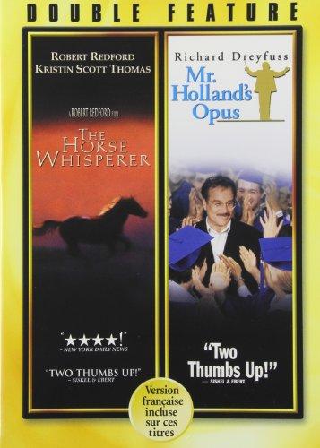(The Horse Whisperer / Mr. Holland's Opus)