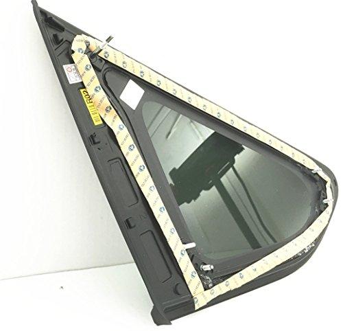 NAGD Compatible with Mercedes Benz E320 E350 E500 E550 E55AMG E63AMG Driver Side Left Front Door Window Glass OEM