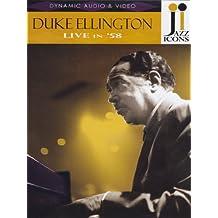 Jazz Icons: Duke Ellington Live in '58