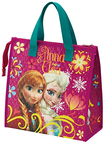 Frozen Design Reusable Bento Box Lunch Bag
