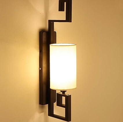 HEFEI Lámpara de Pared Retra, luz de Pared Antigua Minimalista Moderna, iluminación del Pasillo