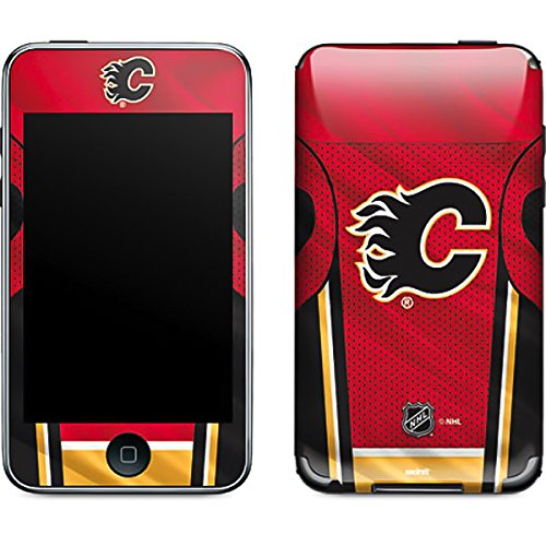 (NHL Calgary Flames iPod Touch (2nd & 3rd Gen) Skin - Calgary Flames Home Jersey Vinyl Decal Skin For Your iPod Touch (2nd & 3rd Gen))