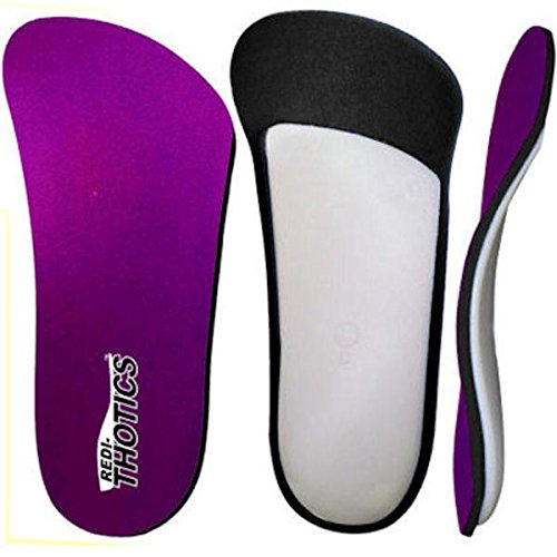 Redi-Thotics Slim 3/4 Orthotic Insoles - Size C (Redi Care)