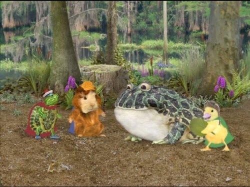 Save the Bullfrog/Save the (Season Poodle)