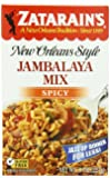 ZATARAIN'S Jambalaya Mix, Spicy, 8-Ounce (Pack of 6)