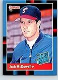 jack mcdowell - Baseball MLB 1988 Donruss #47 Jack McDowell RC Rookie White Sox