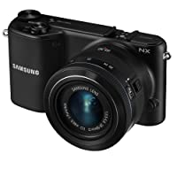 Samsung NX2000 Mirrorless Digital Camera Kit
