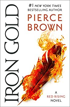 Iron Gold by Pierce Brown fantasy book reviews