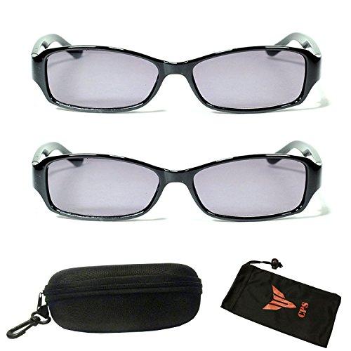 f20c0dbee05f New Fashion Designer Women Sun Readers Sunglasses + Reading Glasses  ALL-IN-ONE Free Carry Case